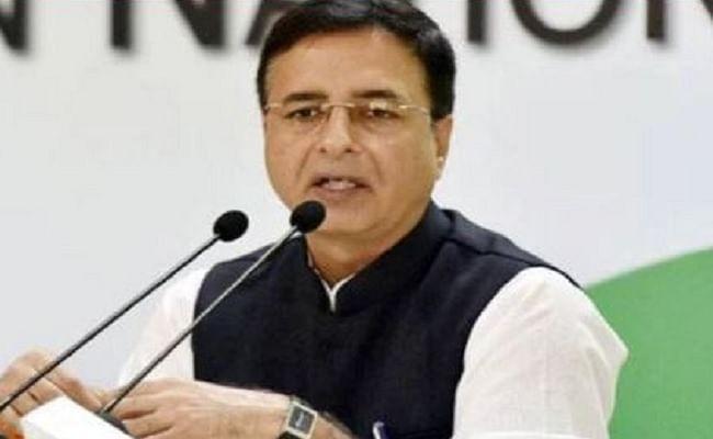 बिहार चुनाव 2020 : सुरजेवाला ने गिनायी नीतीश सरकार की कमियां, बोले- मौजूदा हालात के लिए कांग्रेस या महागठबंधन जिम्मेदार नहीं