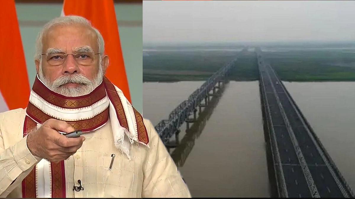 84 साल इंतजार, 17 साल काम, 516 करोड़ खर्च और प्रवासी मजदूरों की मेहनत से तैयार हुआ कोसी रेल महासेतु, पीएम मोदी आज करेंगे राष्ट्र को समर्पित
