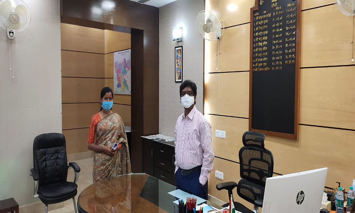 एनटीपीसी या अन्य कंपनियों को झारखंड की जनता के हित में काम करना होगा : हेमंत सोरेन