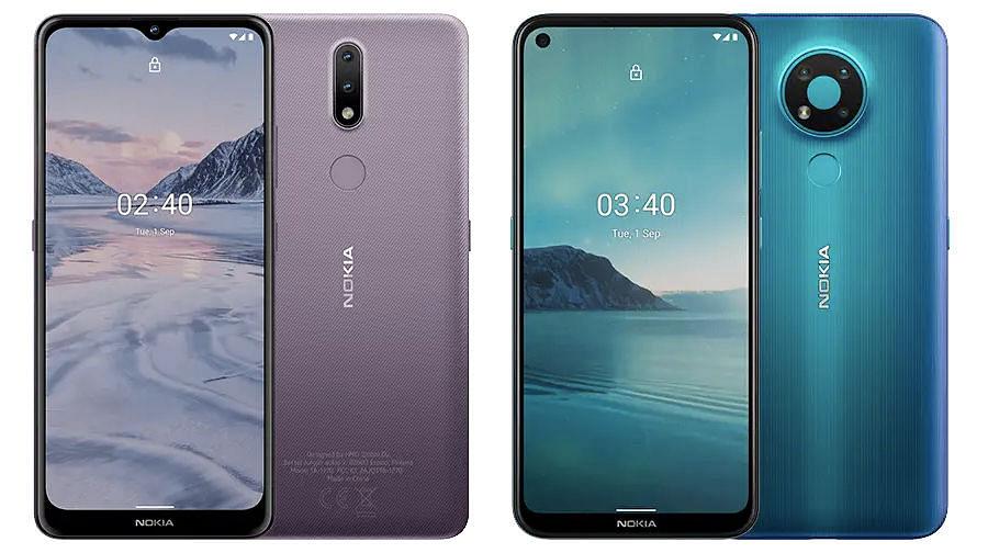 HMD ग्लोबल लाया नोकिया के सस्ते स्मार्टफोन्स Nokia 2.4 और Nokia 3.4, कम दाम में खूबियां शानदार
