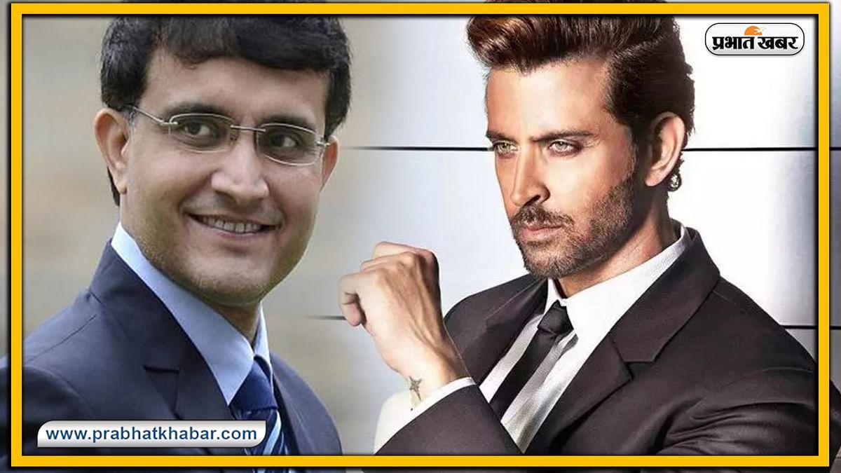 Dhoni और तेंदुलकर के बाद Sourav Ganguly पर बनेगी बॉयोपिक! टीचर के बाद क्रिकेटर के रोल में दिखेंगे ऋतिक ?