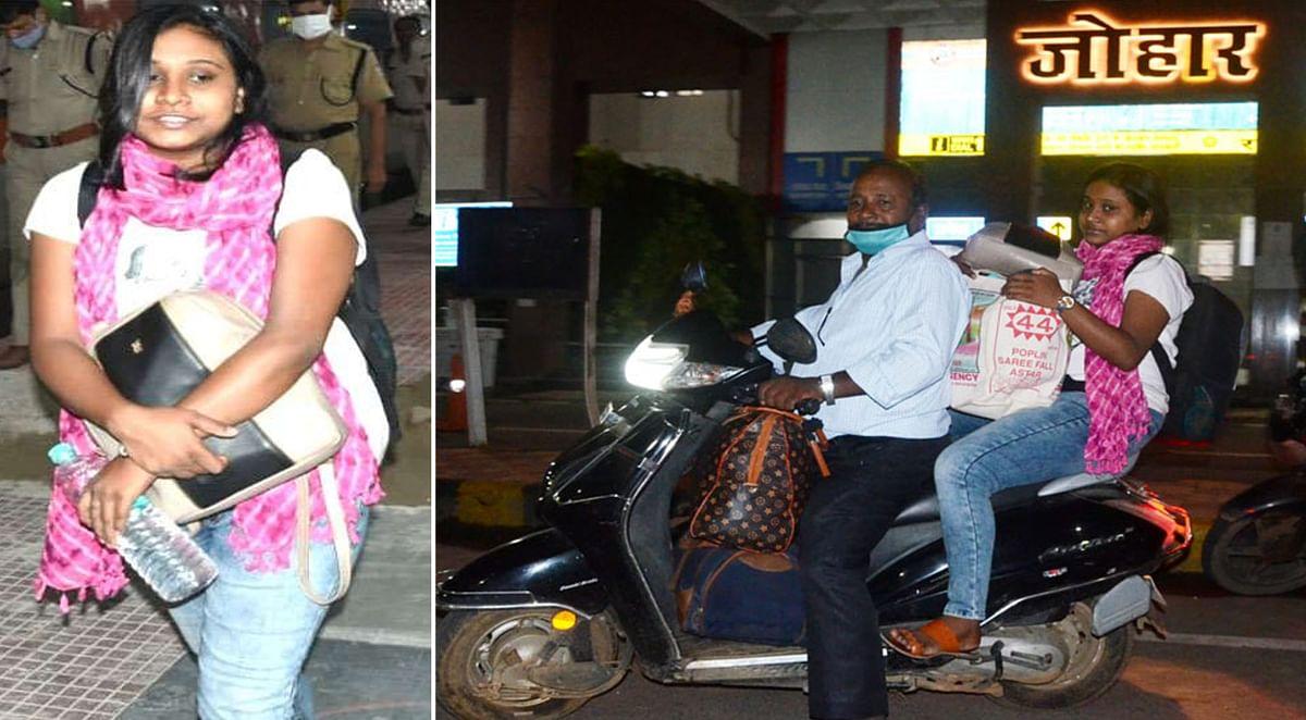 IRCTC News/Indian Railways News: राजधानी एक्सप्रेस को 535 किमी की यात्रा के लिए मजबूर करने वाली रांची की अनन्या बोली : रेलवे को कराया गलती का एहसास