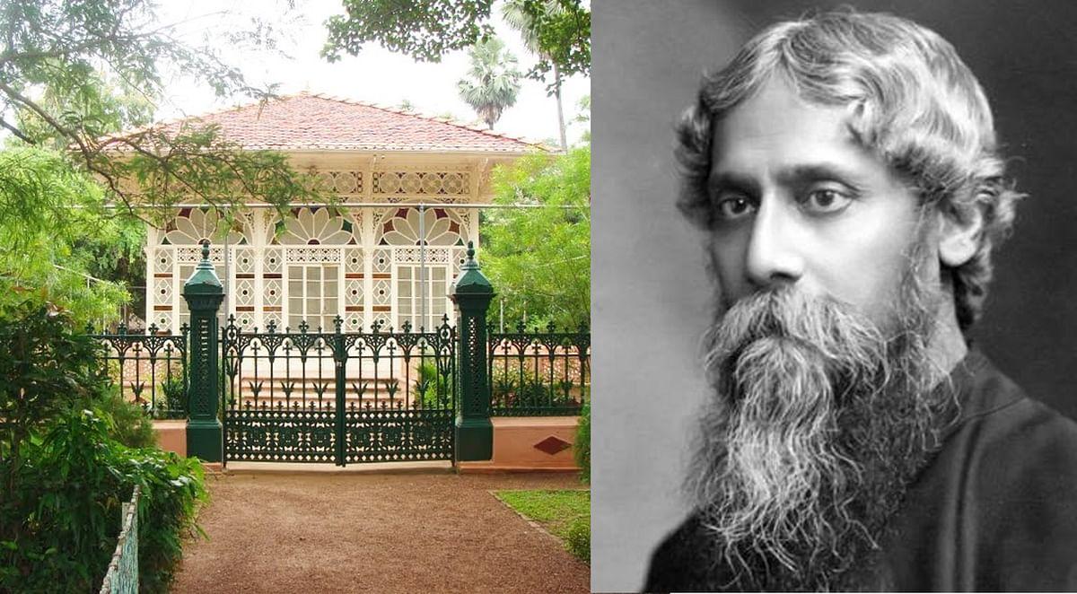 विश्व भारती के अधिकारियों ने शांतिनिकेतन में 'जेल जैसा माहौल' बनाया, बोले रवींद्रनाथ टैगोर के परिजन