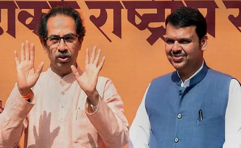 BJP को फिर मिलेगा शिवसेना का साथ?  महाराष्ट्र में सियासी अटकलों के बीच केन्द्रीय मंत्री का बड़ा बयान