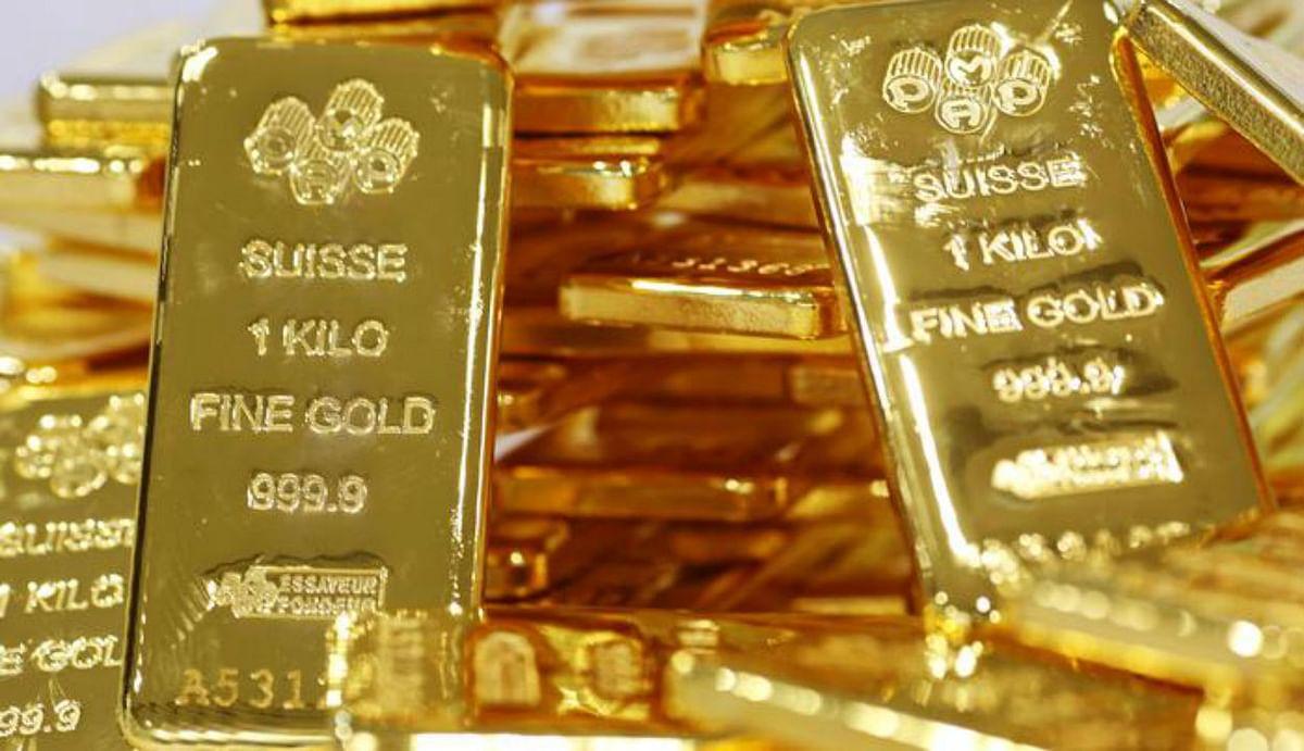 Gold Rate : हफ्ते में लगातार चौथे दिन सस्ता हुआ सोना, अब तक 2500 रुपये घट गए दाम, जानिए आज का भाव
