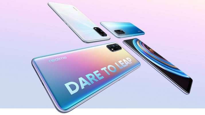 Realme X7, X7 Pro, V3 5G स्मार्टफोन्स लॉन्च, मिलेंगे ये खास फीचर्स
