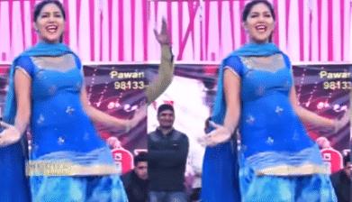 सपना चौधरी ने 'बदली बदली लागे' गाने पर किया तूफानी डांस, देसी क्वीन का VIDEO वायरल