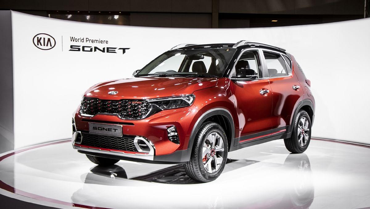 Kia Sonet SUV की कीमत लॉन्च से पहले लीक, Maruti Brezza, Hyundai Venue, Tata Nexon को देगी कड़ी टक्कर