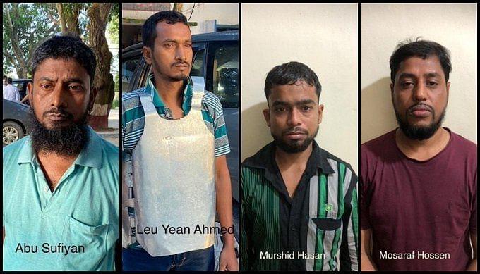 पाकिस्तान में बैठे अलकायदा के आका देते थे आतंकवादियों को निर्देश, एनआईए की छापेमारी में हुए गिरफ्तार