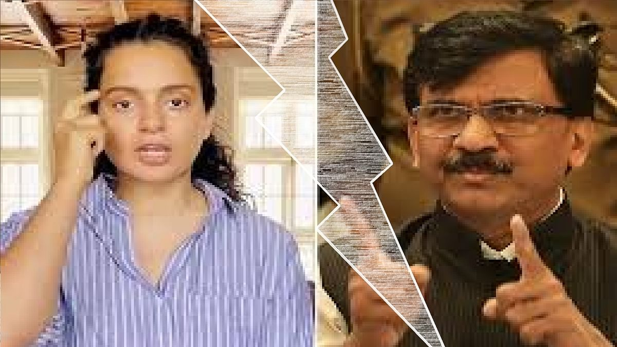 कंगना और संजय राउत पर कोर्ट की टिप्पणी कहा, हम भी महाराष्ट्रवासी पर सांसद का इस तरह जवाब देना सही है ?