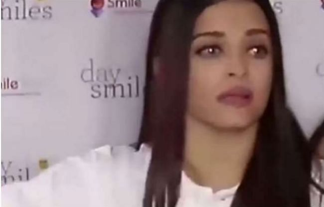 जब मीडियाकर्मियों पर भड़क गईं थीं Aishwarya Rai Bachchan, रोते हुए कह दी थी ये बात... VIDEO