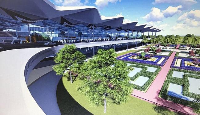 नये टर्मिनल बनने के बाद हर साल 80 लाख यात्रियों को सेवा देने लगेगा पटना हवाईअड्डा : हरदीप सिंह पुरी