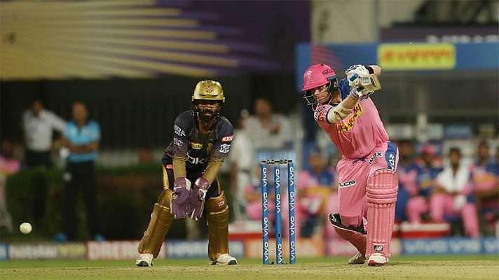 IPL 2020 KKR vs RR Score : प्ले आफ से बाहर हुआ राजस्थान, कोलकाता ने 60 रन से हराया