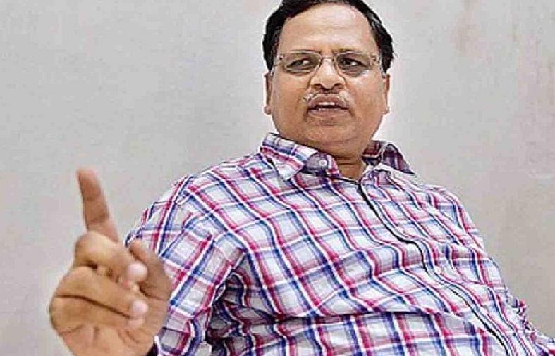 कोरोना संक्रमण में तीसरे स्टेज के मरीजों के लिए प्लाज्मा थेरेपी प्रभावी नहीं :  दिल्ली के स्वास्थ्य मंत्री