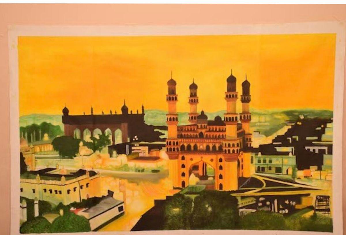 दसवीं की भारतीय छात्रा की पेंटिंग अब बढ़ाएगी लंदन की शान, जाने क्या खास है पेंटिंग में