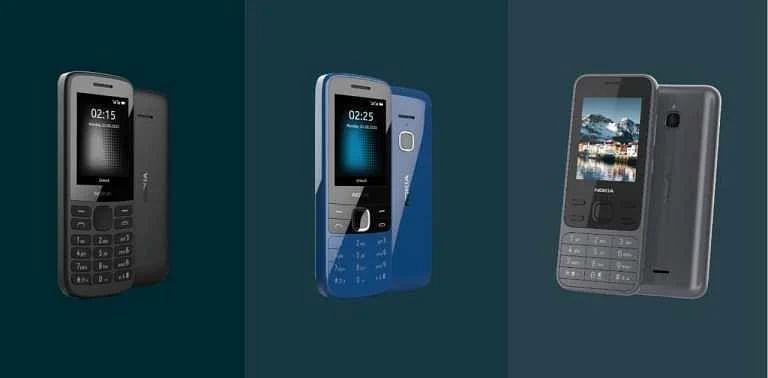 Nokia ला रहा सस्ते 4G फीचर फोन्स; फेसबुक, व्हाट्सऐप और गूगल असिस्टेंट का भी मिलेगा सपोर्ट