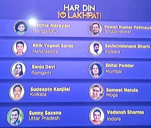 Kaun Banega Crorepati 2020 Updates: बिहार की सही जानकारी होती तो 25 लाख रुपये जीत जाते, जानिए क्या था सवाल