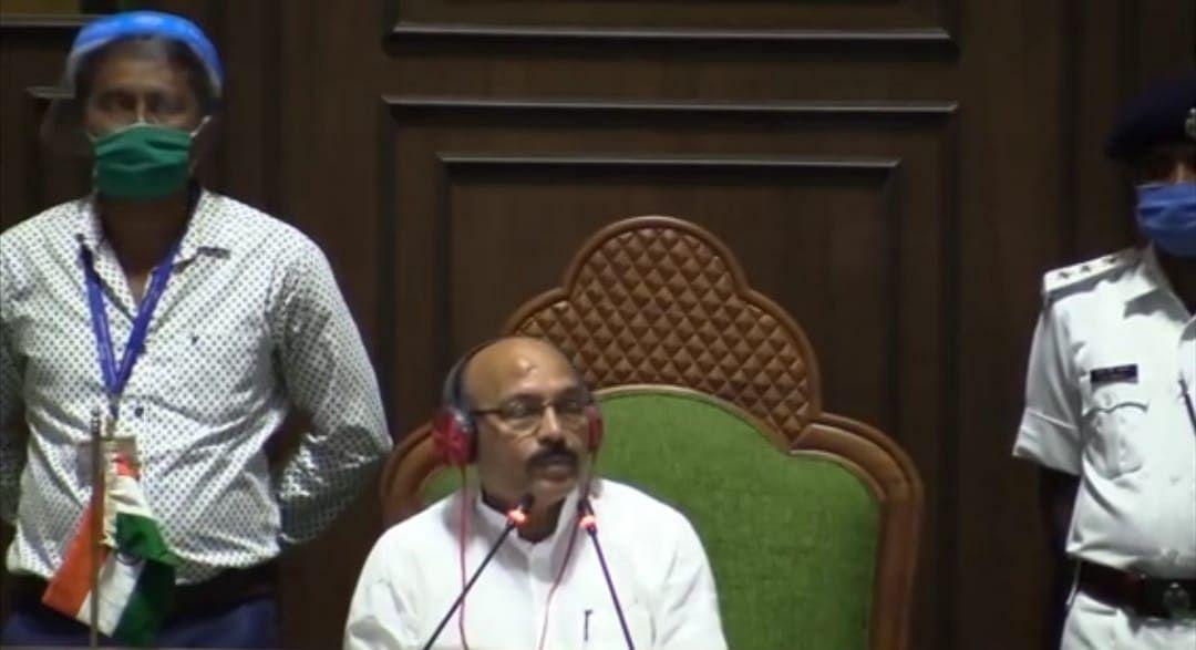झारखंड विधानसभा अध्यक्ष रवींद्रनाथ महतो