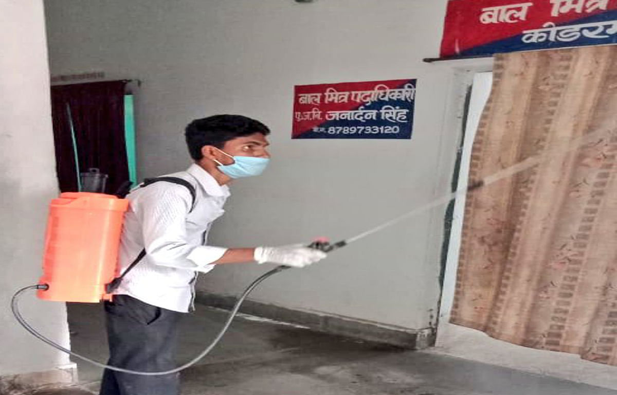 Coronavirus In Jharkhand Update : झारखंड में एक दिन में 1220 कोरोना के नये मामले, 818 संक्रमित हुए स्वस्थ