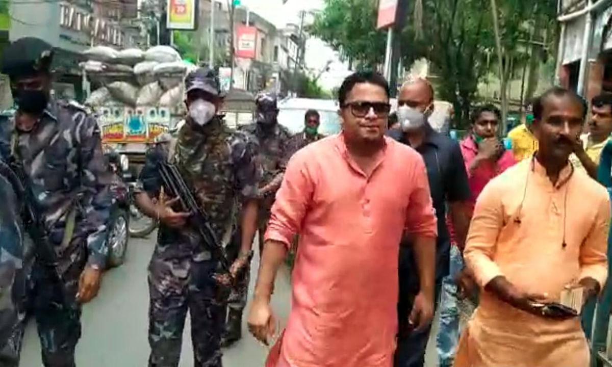 भाजपा के राष्ट्रीय सचिव बनने पर अनुपम ने टीएमसी पर बोला हमला, कहा- विधानसभा चुनाव ममता की अस्तित्व की लड़ाई