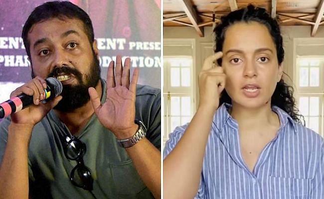 Kangana Ranaut VS Anurag Kashyap: कंगना से बोले अनुराग- तू ही है इकलौती मणिकर्णिका चढ़ जा चीन पे, तो एक्ट्रेस ने यूं दिया जवाब