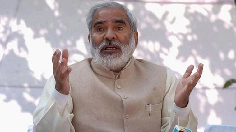 राजद से इस्तीफा दिए पूर्व केंद्रीय मंत्री डॉ रघुवंश प्रसाद सिंह का निधन, कोरोना से ठीक होने के बाद एम्स में चल रहा था इलाज...
