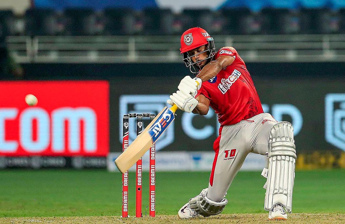 IPL 2020, KXIP vs RR Latest Update : मयंक अग्रवाल और केएल राहुल की धुआंधार बल्लेबाजी, पंजाब का स्कोर 50 पार