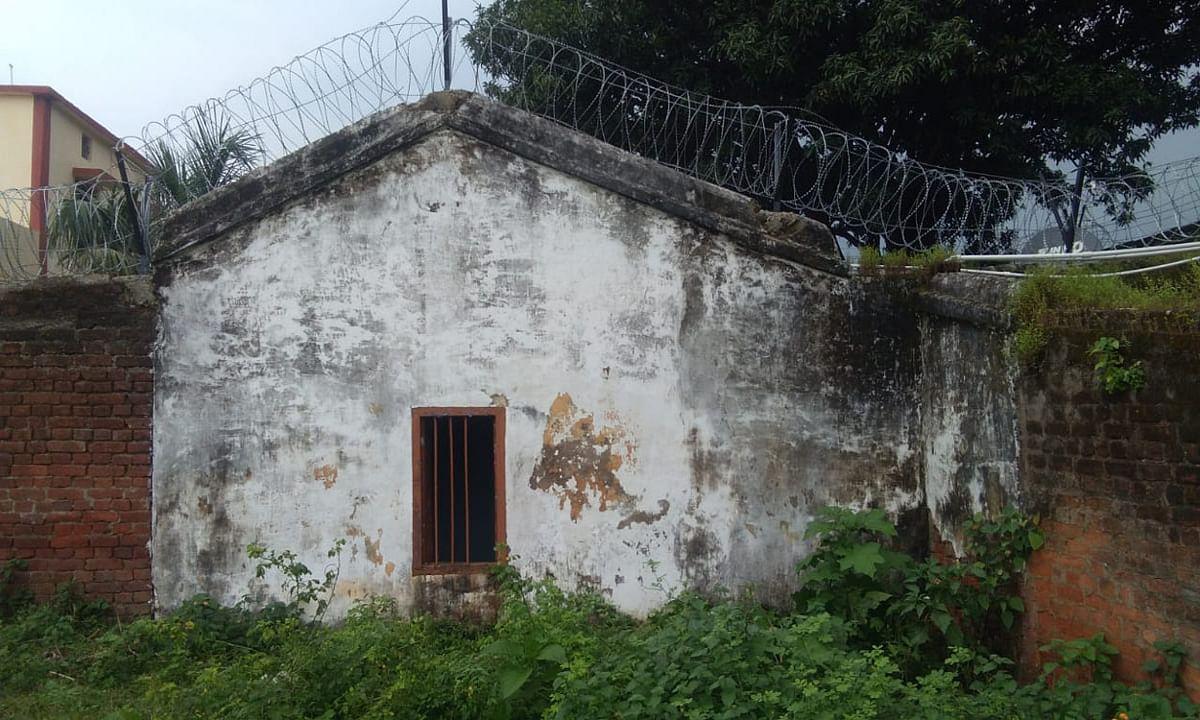 म्यांमार के विदेशी शरणार्थी अब्दुल्ला हजारीबाग जेपी सेंट्रल जेल के डिटेंशन सेंटर से फरार