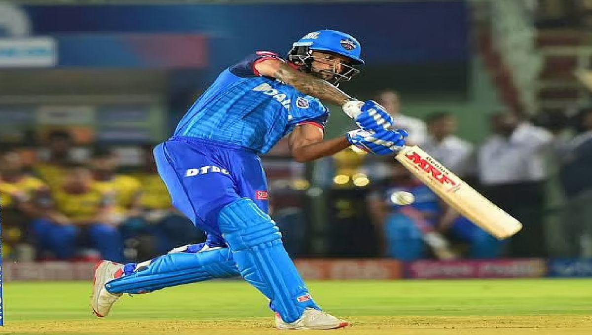 IPL 2020 , DC vs KXIP Latest Update : दिल्ली को लगा बड़ा झटका, बिना खाता खोले धवन आउट