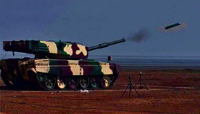 DRDO को मिली बड़ी कामयाबी, अर्जुन टैंक से दागी लेजर-गाइडेड ऐंटी टैंक मिसाइल ने टारगेट के उड़ाये परखच्चे