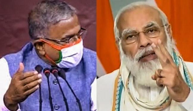 विपक्षी सांसदों के व्यवहार से दुखी हरिवंश ने सभापति को लिखा पत्र, बिहार का किया उल्लेख, PM मोदी बोले- प्रेरक पत्र को पढ़ें सभी देशवासी