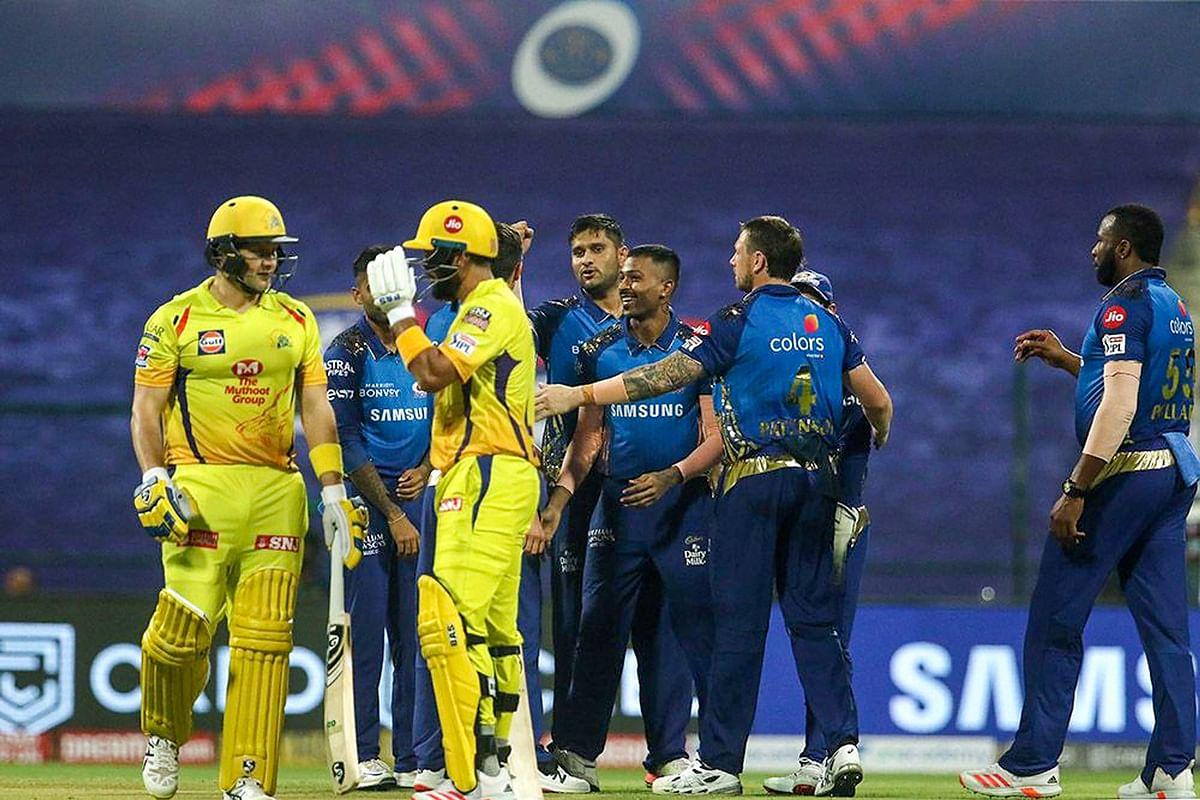 IPL 2020, MI vs CSK Latest Update : रायडू और डू प्लेसिस के तूफान में उड़ा मुंबई, चेन्नई ने 5 विकेट से रोहित सेना को रौंदा