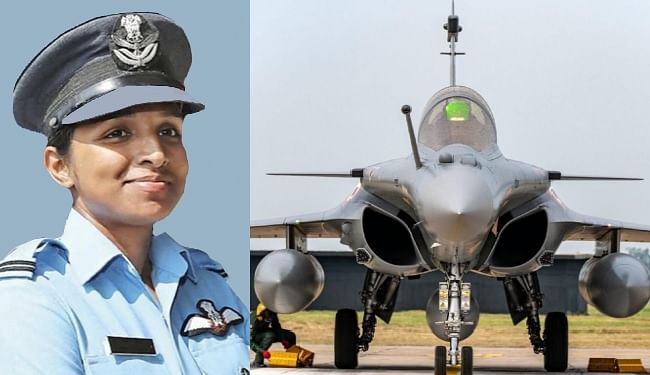 दुनिया के सबसे ताकतवर युद्धक विमान को उड़ायेगी यूपी की बेटी शिवांगी सिंह, बनारस में जश्न का माहौल