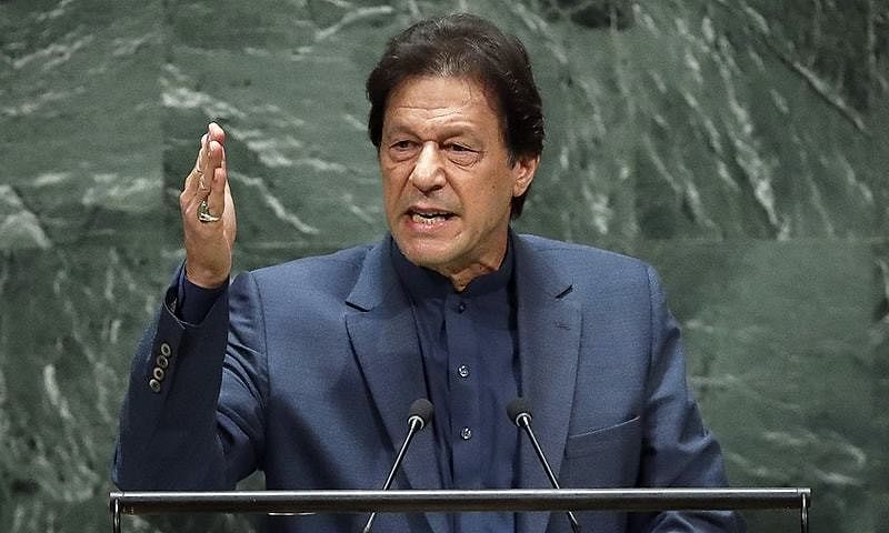 UN में इमरान के भाषण का भारत ने किया बहिष्कार कहा, शेखी बघारना ही है पाक की उपलब्धि