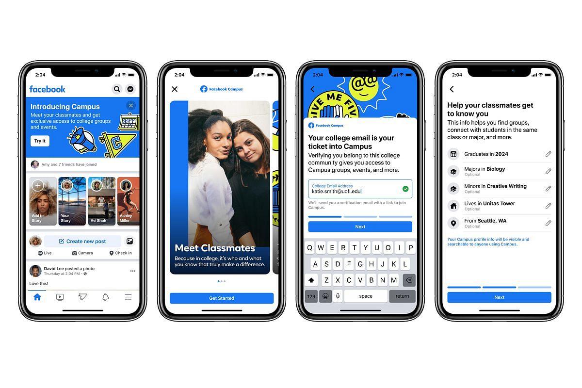 Facebook ने कॉलेज स्टूडेंट के लिए लॉन्च किया Campus प्लेटफॉर्म, मिलेंगे खास फीचर्स