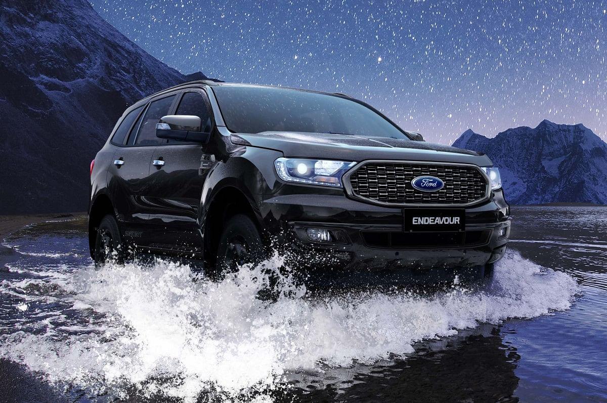 Ford Endeavor SUV का स्पोर्ट एडिशन लॉन्च, कीमत 35.10 लाख रुपये