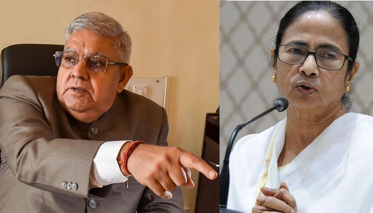 बंगाल में फिर राज्यपाल बनाम मुख्यमंत्री, ममता ने कहा : संविधान के दायरे में रहें