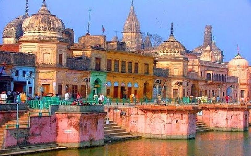 अयोध्या में राम मंदिर के साथ - साथ मस्जिद के डिजाइन पर भी काम शुरू, जानें क्या - क्या होगा खास