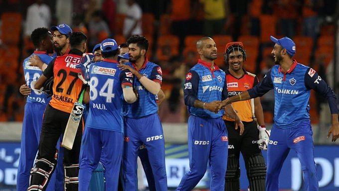 IPL 2020: पहली जीत से गदगद SRH के कप्तान वॉर्नर, दिल्ली के कप्तान श्रेयस अय्यर ने बताया हार का कारण