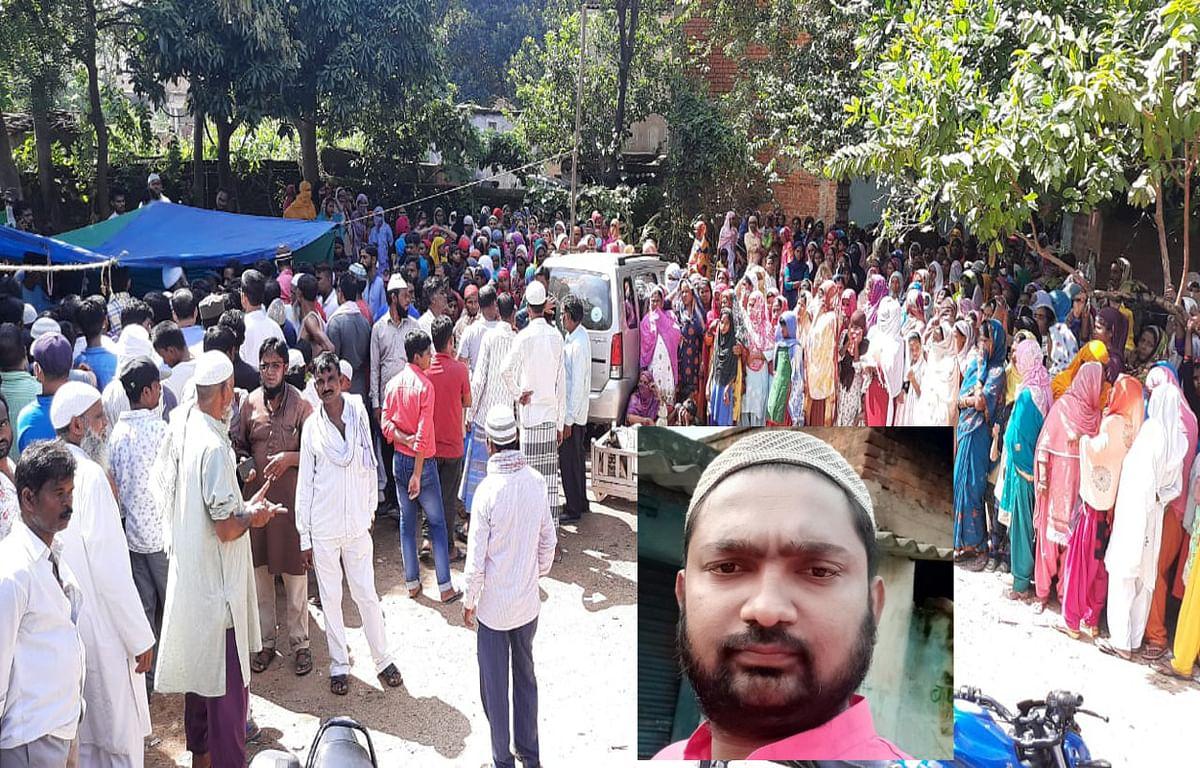 चितरपुर में पैसे के लेन-देन मामले में गोली मारकर युवक की हत्या, जांच में जुटी पुलिस