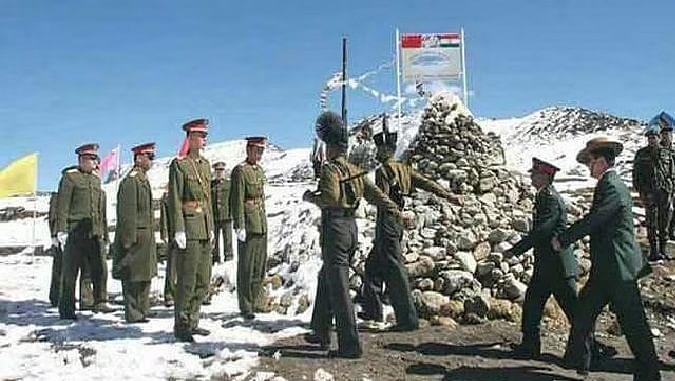 थम नहीं रहा है विवाद- चीन सैनिकों ने की भारतीय ठिकाने के करीब आने की कोशिश