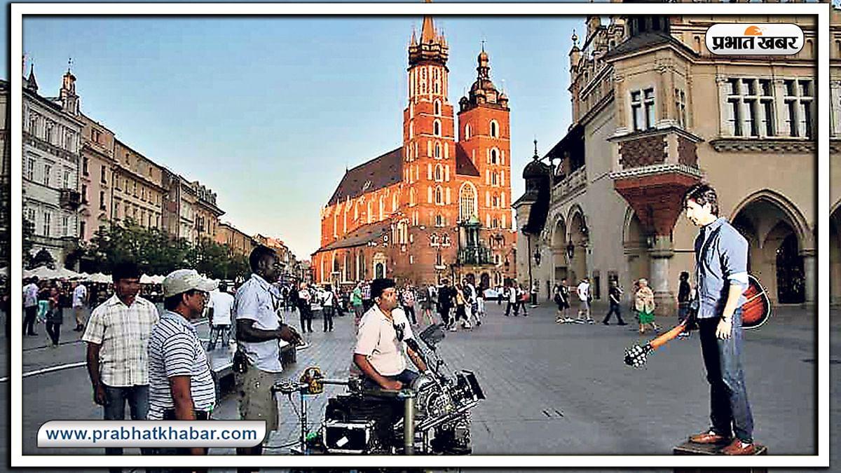 Hindi Diwas 2020 : जानें पोलैंड में क्यों पसंद की जाती हैं हिंदी बॉलीवुड फिल्में ?