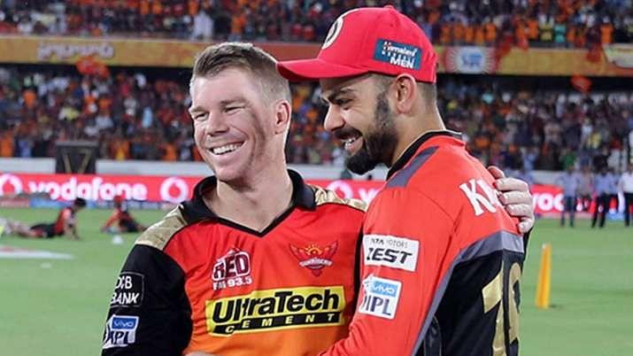 IPL 2020, SRH vs RCB Latest Update : हैदराबाद की खराब शुरुआत, दूसरे ही ओवर में डेविड वॉर्नर आउट