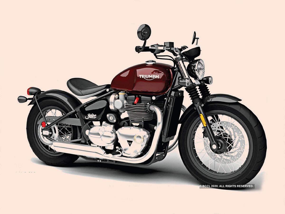 ट्रायम्फ मोटरसाइकिल्स को चालू वित्त वर्ष में भारत में बिक्री में 20 प्रतिशत वृद्धि की उम्मीद