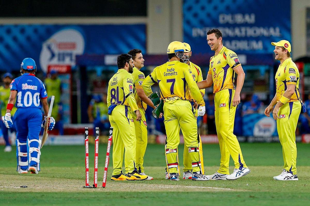 IPL 2020, CSK vs DC, latest updates: धौनी की सेना को 176 रन का लक्ष्य, चेन्नई की अच्छी शुरुआत