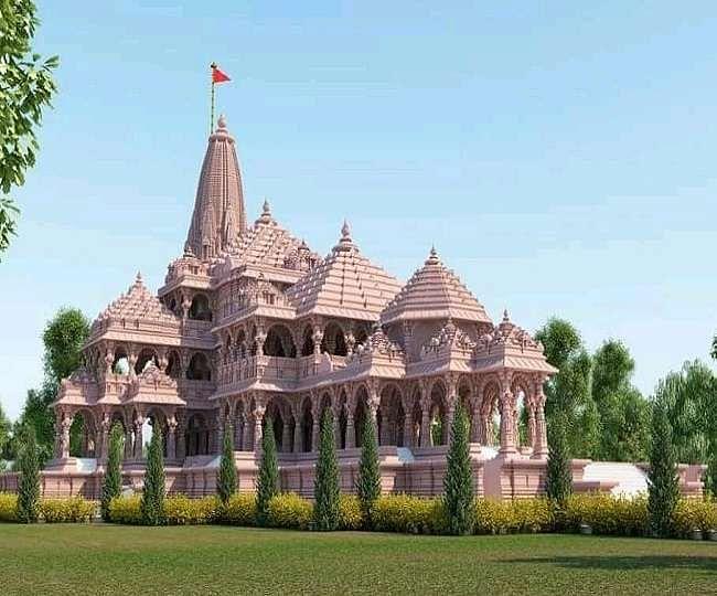 एडीए बोर्ड की बैठक में पास हुआ राम मंदिर का नक्शा, 13000 वर्ग मीटर में होगा मंदिर निर्माण