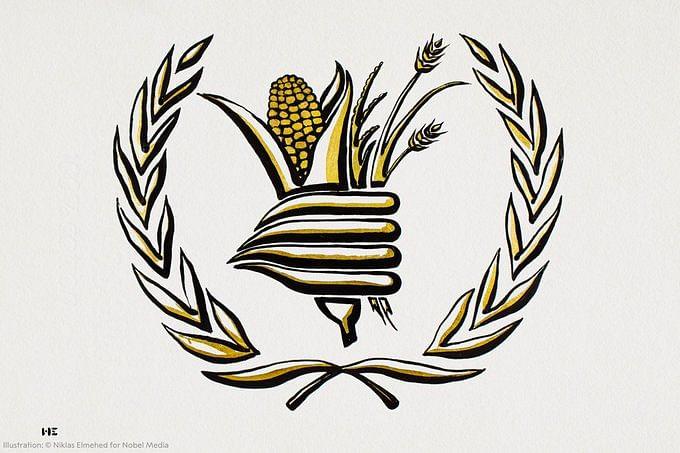 BREAKING NEWS Nobel Prize 2020 : संयुक्त राष्ट्र के 'वर्ल्ड फूड प्रोग्राम' को दिया गया नोबेल शांति पुरस्कार