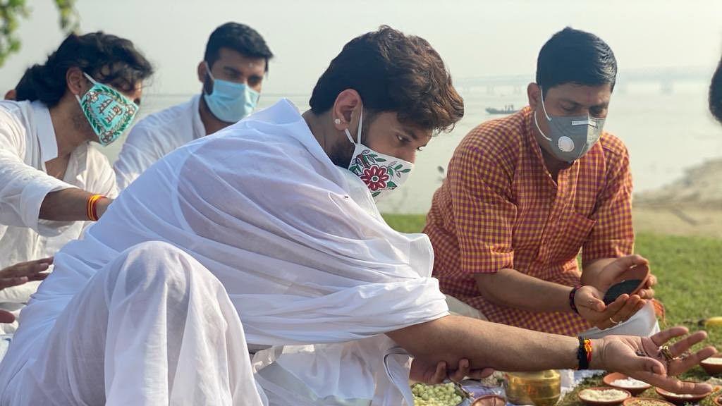 आज पैतृक गांव, कल पटना में होगा रामविलास पासवान का श्राद्धकर्म, जुटेंगे देशभर के नेता