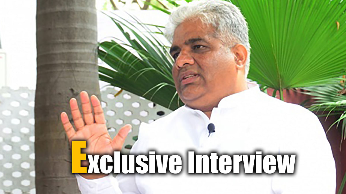 Bihar Election 2020: बिहार BJP प्रभारी भूपेंद्र यादव ने तेजस्वी यादव के वादे को कहा 'बेकार', EXCLUSIVE इंटरव्यू में जानिए NDA का 'चुनावी प्लान'