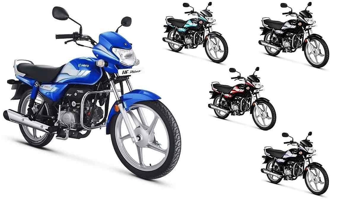 Hero HF Deluxe vs Honda CD 110 vs TVS Sport vs Bajaj CT 100 : 50 हजार रुपये की रेंज में कौन सी बाइक बेस्ट?